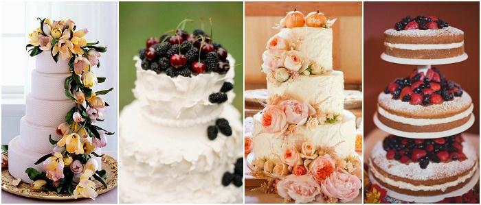 Чем украшать торт