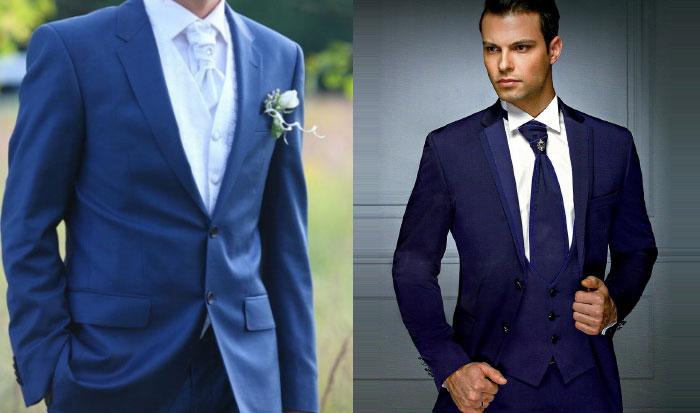 Костюм тройка на свадьбу - как выбрать цвет и фасон 4f0e0b603ba1d