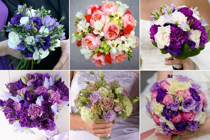 Японские букет из роз и хризантем фото 13