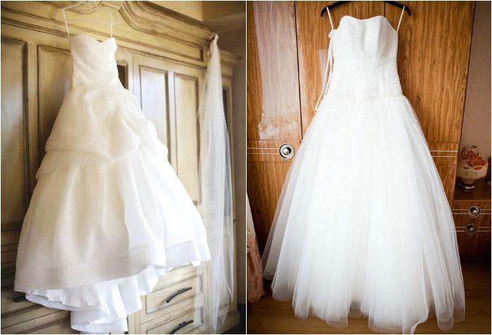 Свадебное убранство на сушке