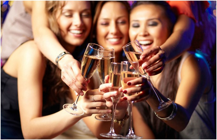 Где в Москве провести девичник: ночной клуб