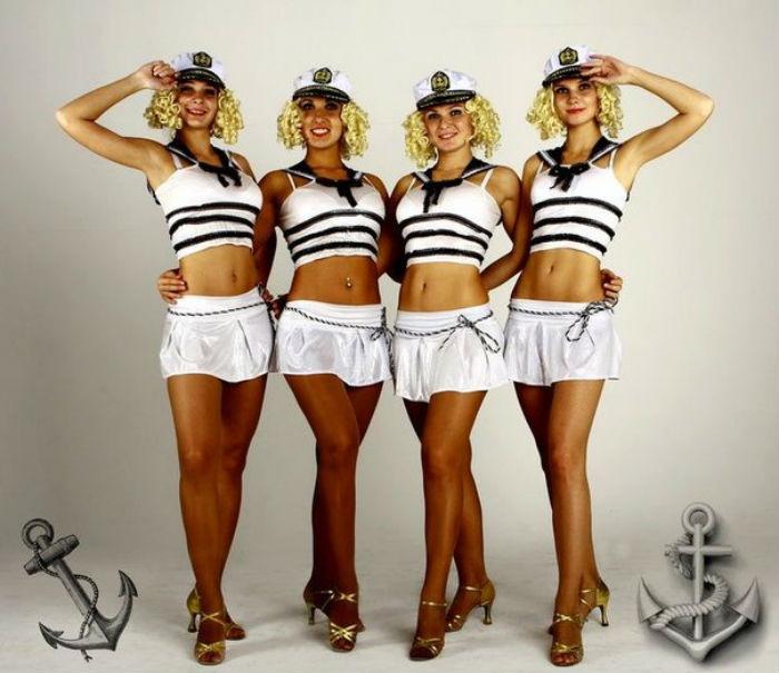 Одежда морячек