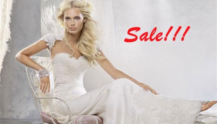 Продажа свадебного наряда после свадьбы