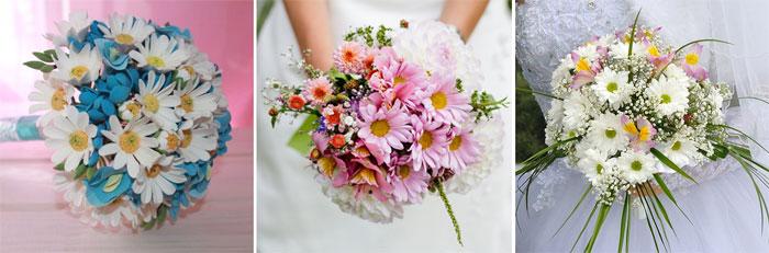 Ромашки на свадьбу