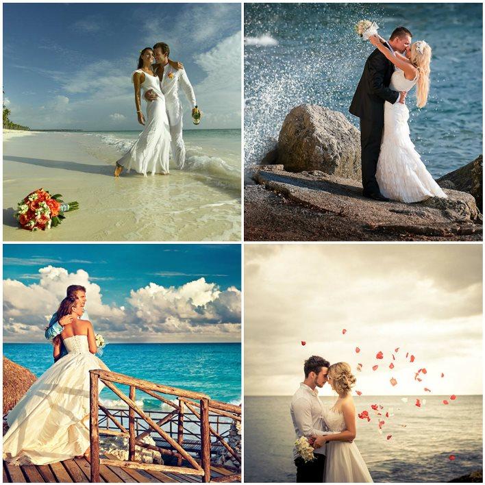 вас есть позы для свадебных фото на море всем есть