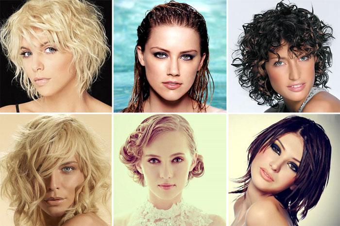 Простые свадебные укладки с эффектом мокрых волос