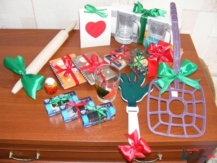 Подарки конкурсанткам
