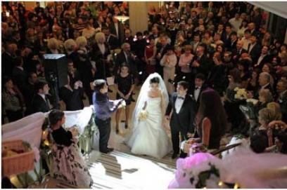 Армянские свадьбы - традиции, музыка и тосты, фото и видео процесса