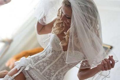 Белье для первой брачной ночи