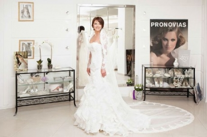 Свадебное болеро с длинным рукавом