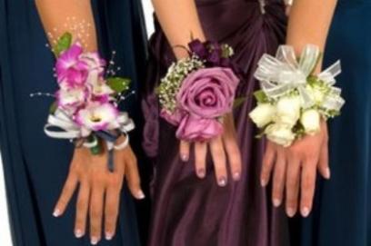 Бутоньерка для невесты