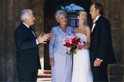 Что одеть маме жениха на свадьбу
