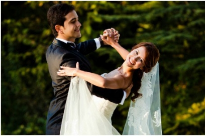Музыка для свадебного танца молодоженов