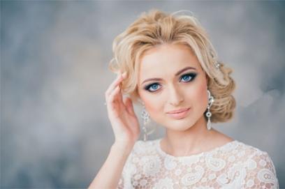 Свадебный макияж в греческом стиле