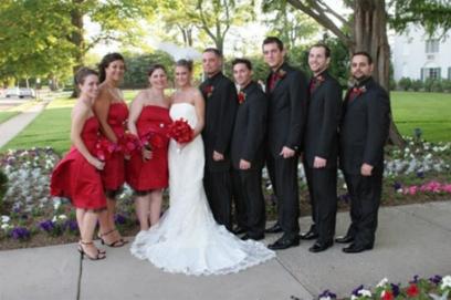 Как одеться свидетелям на свадьбу