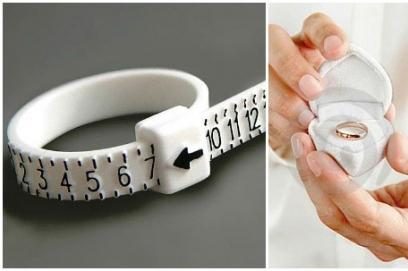 Как узнать размер кольца на палец девушке 🥗 таблица размеров
