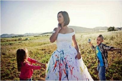 Как постирать свадебное платье дома 🥗 как правильно почистить, отстирать и отбелить