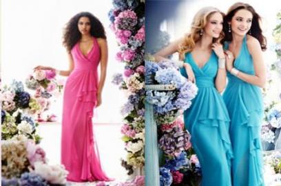 f8d3a368510b6b6 Какое платье одеть на свадьбу - выбираем стиль, цвет и длину