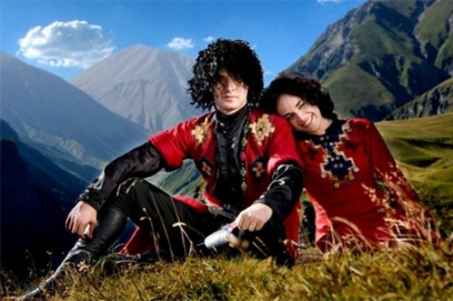 Кража невесты на Кавказе