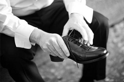 748fc70bb Мужские свадебные туфли: советы по выбору цвета и размера обуви, фото