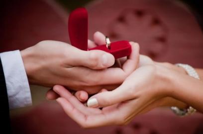 На какой палец одевают обручальное кольцо 🥗 на каком пальце носить помолвочное колечко