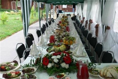 Меню на свадьбу 🥗 летом, как составить примерное, как рассчитать блюда и продукты