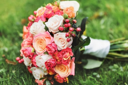Осенний свадебный букет невесты — варианты букета для невесты на осень 2020 года. Фото букетов в осеннем стиле