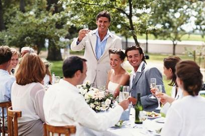 Тосты на свадьбу короткие 🥗 самые красивые, смешные, лучшие, оригинальные, речь