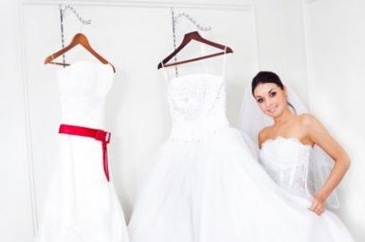 Почему нельзя мерить чужое свадебное платье
