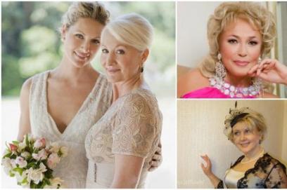 Прически на свадьбу 2018 🥗 для мамы невесты
