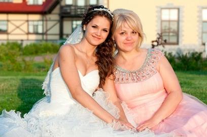 Прически маме невесты