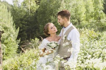 Льняная свадьба – красивые поздравления