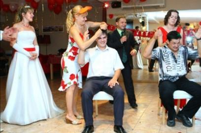 Смешные видео конкурсы на свадьбу