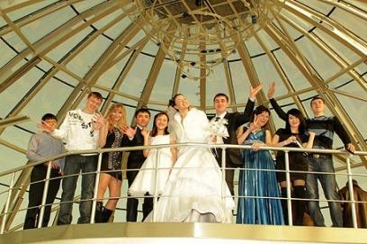 Свадебный сценарий на 20 человек