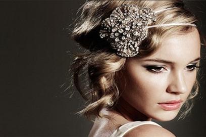 de26ce417fb009f Свадебные аксессуары для волос невесты: венки, ободки, диадемы и ...