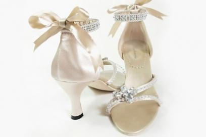 Как выбрать свадебные босоножки