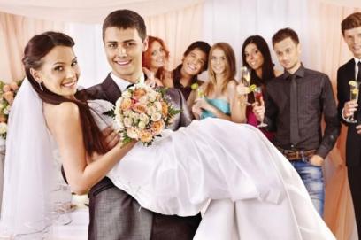 Свадебные приметы в ЗАГСе