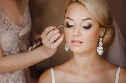 Свадебный макияж 2017