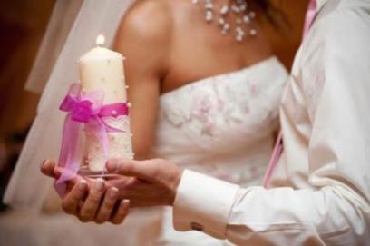 Как создать свадебный очаг своими руками