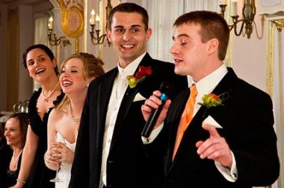 Поздравления с днем свадьбы своими словами, короткие 🥗 тосты в день бракосочетания для молодых