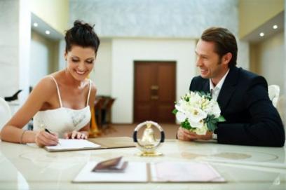 Как проходит торжественная регистрация брака в ЗАГСе