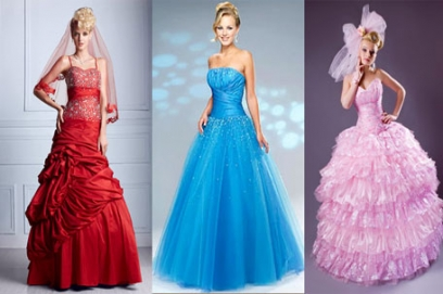 417b096c5dac8a6 Цветные свадебные платья 2017 года, советы по выбору, модные оттенки ...