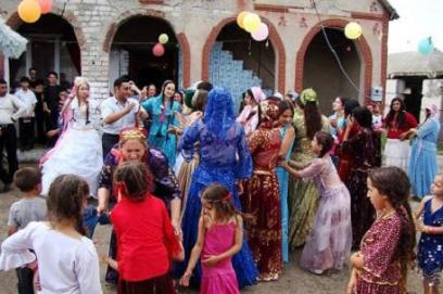 Цыганская свадьба видео 🥗 свадебные обычаи у цыган