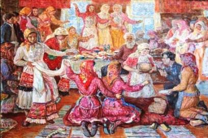 Удмуртская свадьба
