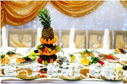 Меню на свадьбу дома 🥗 фото, рецепты