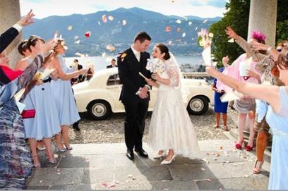 Сценарий свадьбы в итальянском стиле