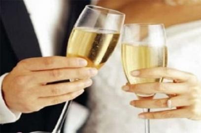 Тосты на свадьбу в стихах