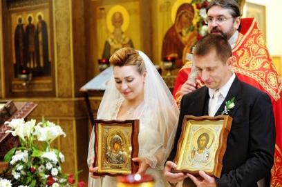 Венчание в церкви: приметы