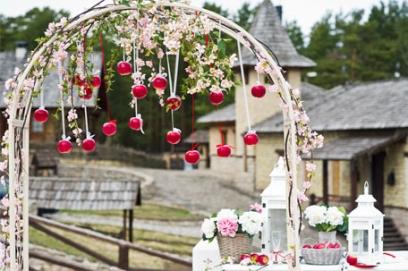 Сценарий ягодной свадьбы