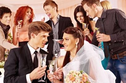 Застольные конкурсы на свадьбу